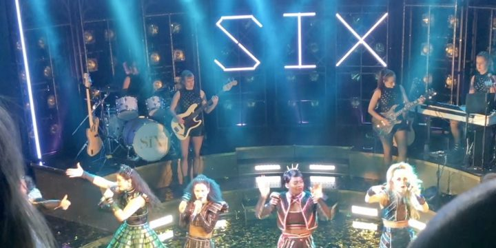 Six the Musical - one of the best
