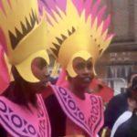carnival colour