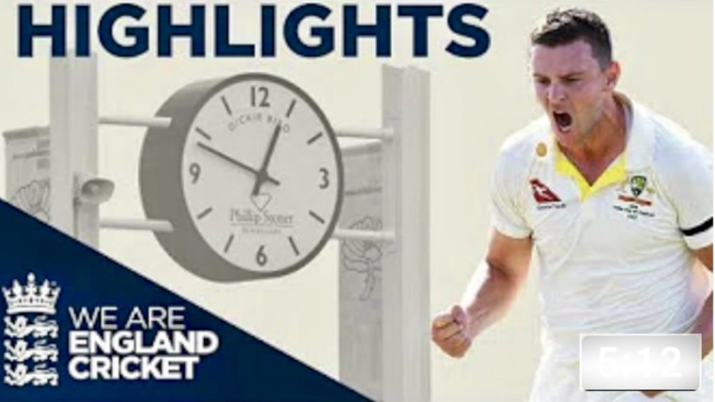 The Ashes Day 2 Highlights