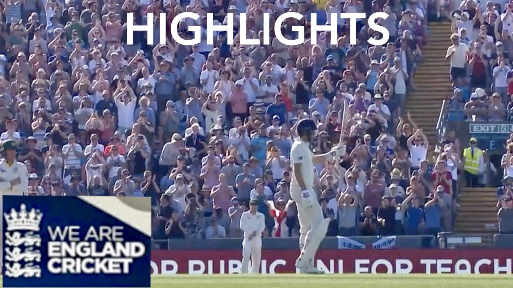 Ashes Day 3 Highlights