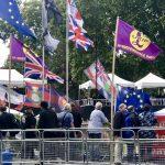 Protests As Boris Faces Parliament Showdown