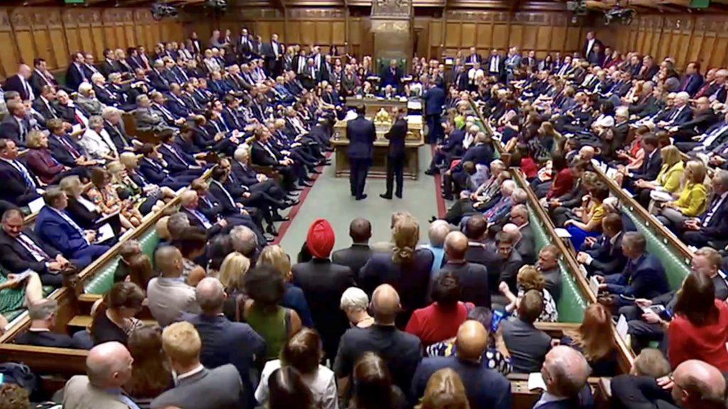 no-deal opponents defeat Boris