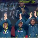 thrilled Aussie team
