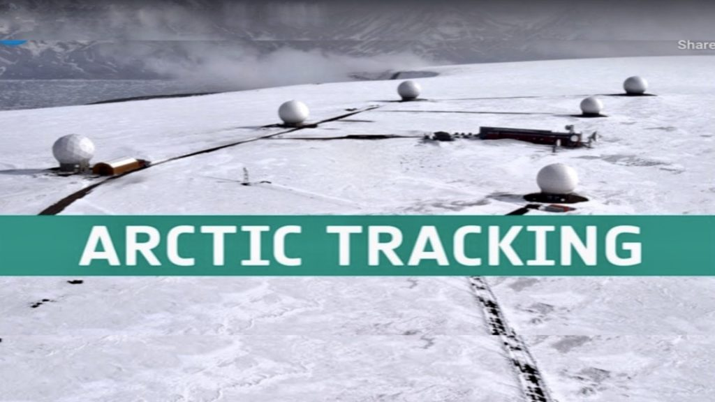 Arctic Tracking