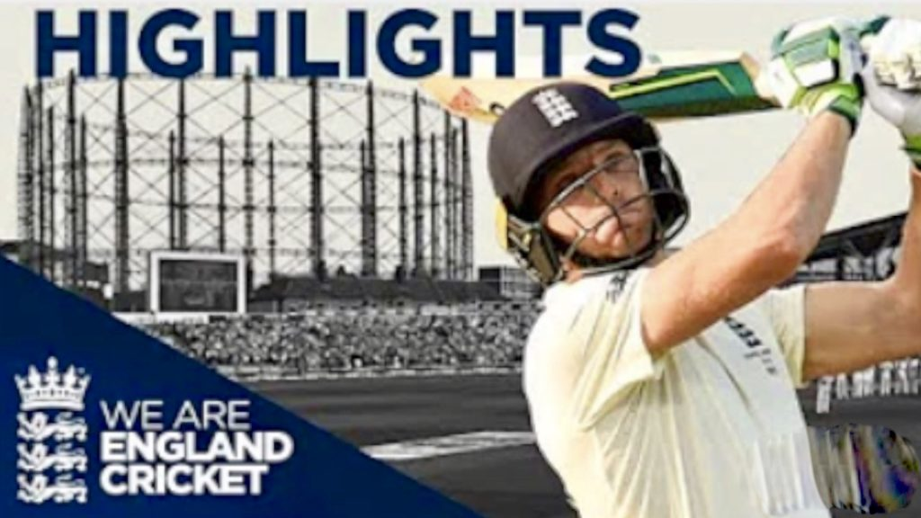 Ashes Day 1 Highlights-5th Test