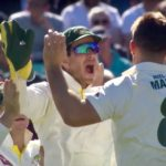 Aussies catch out England