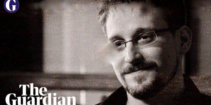 Edward Snowden in exile