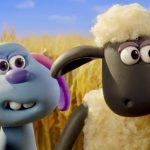 Shaun The Sheep has a visitor