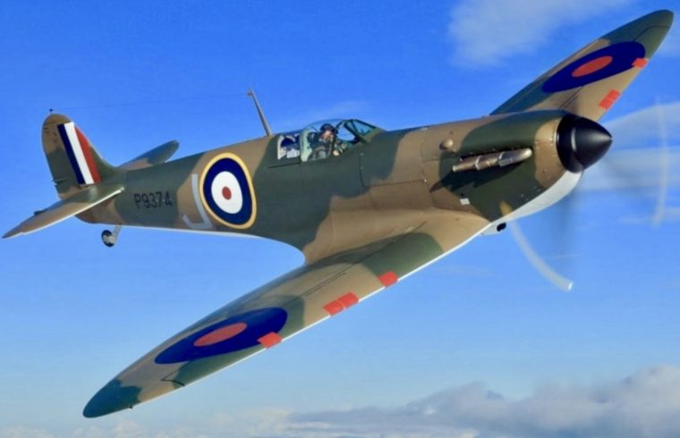 Rare WWII Spitfire Fetches Millions