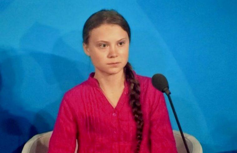 Greta Thunberg - activist