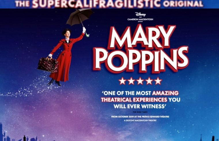 Mary Poppins - Prince Edward Theatre