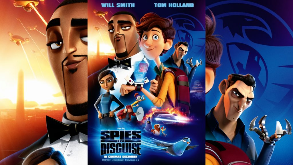 Spies In Disguise New Trailer