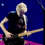 Roger Waters on stage