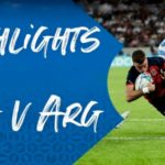 Rugby World Cup - Eng v Arg