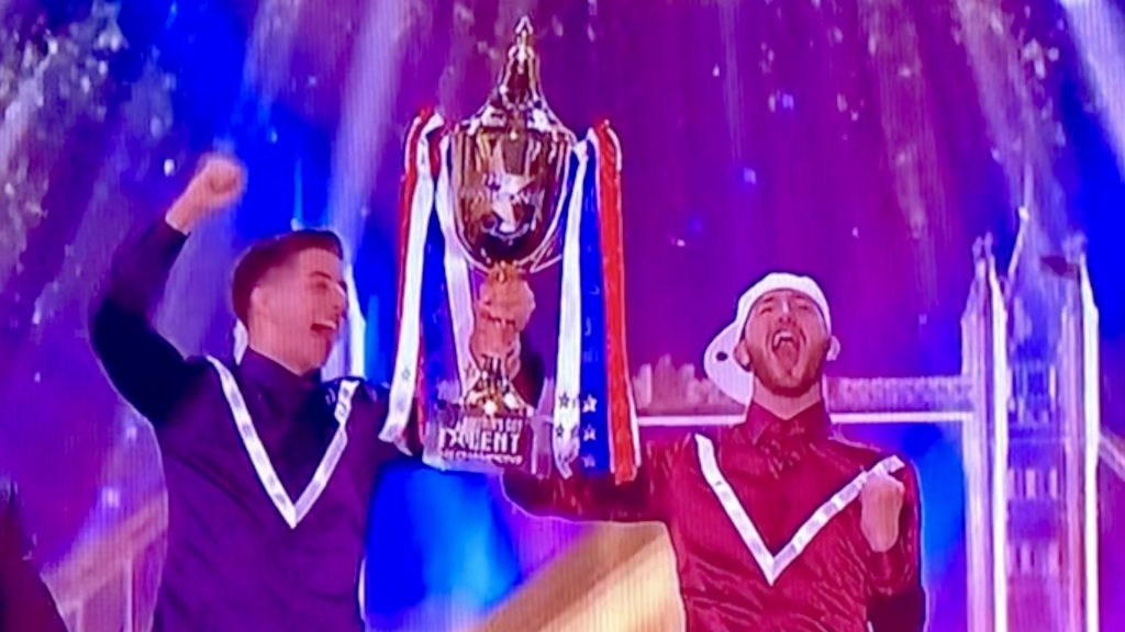 Twist and Pulse Winners of BGT: The Champions