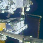 spacewalk - changing batteries