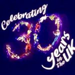Celebrating 30 years in UK