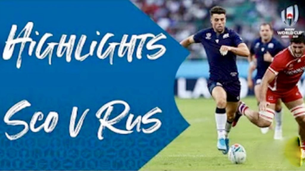 Highlights: Scotland v Russia