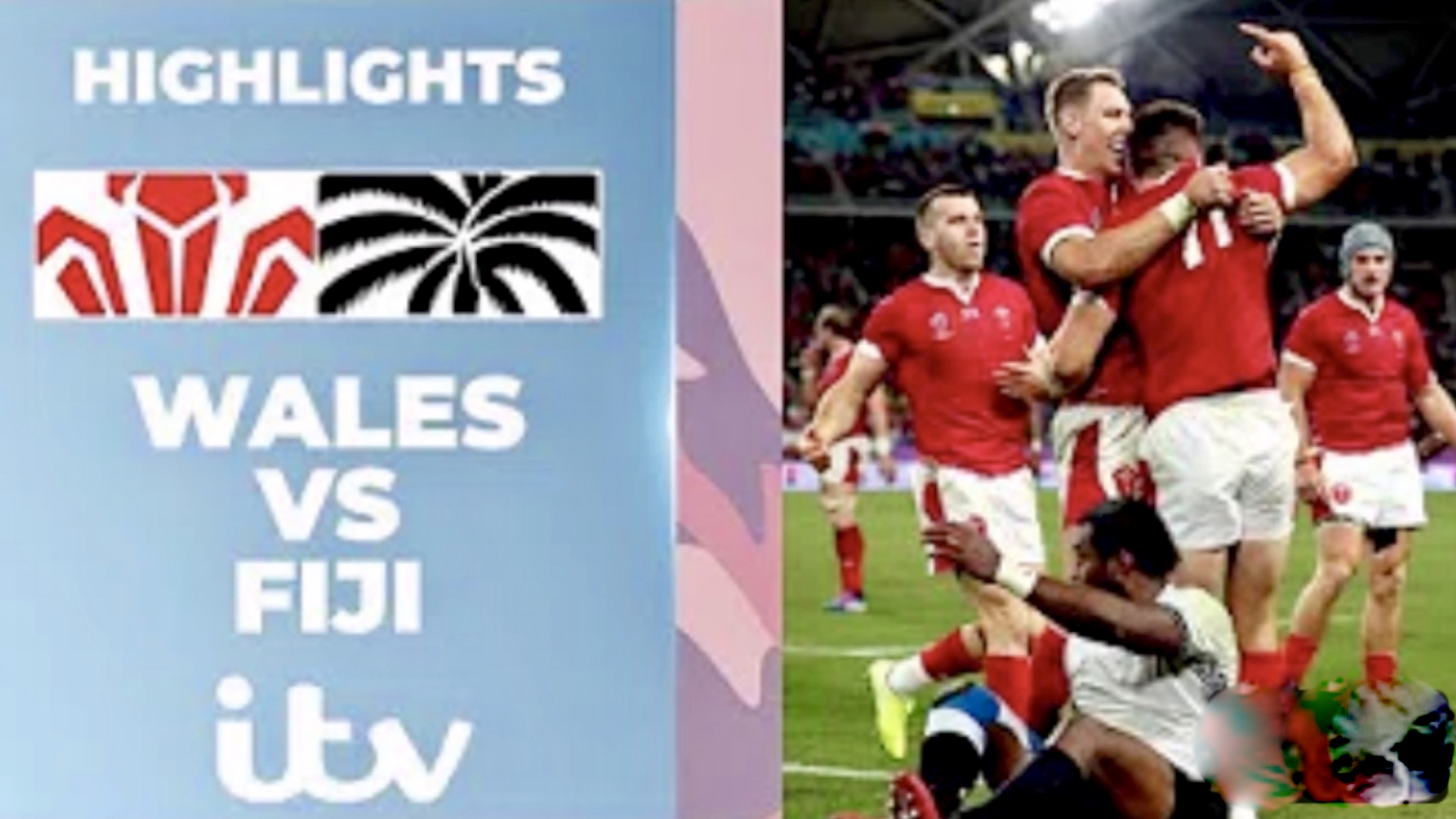 Wales v Fiji - Rugby World Cup 2019