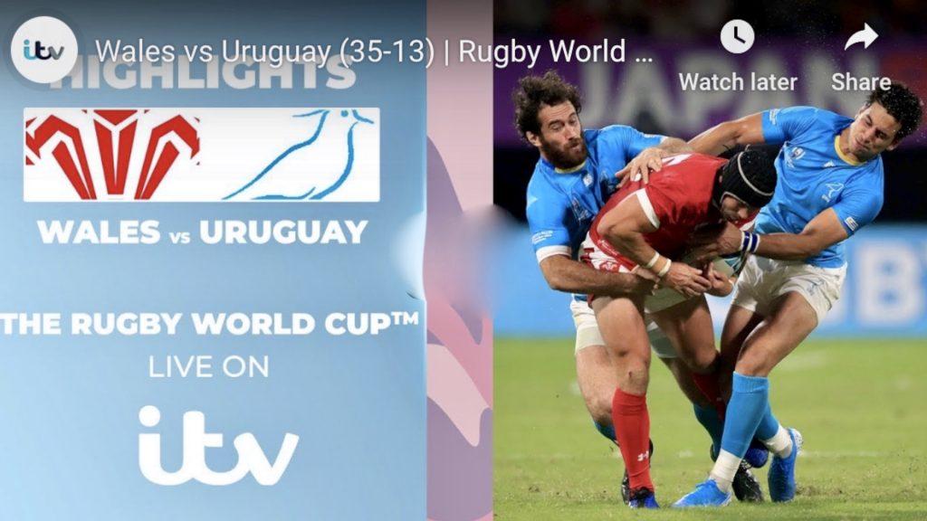 Wales Beat Uruguay Highlights