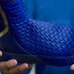 design based on athletes footwear