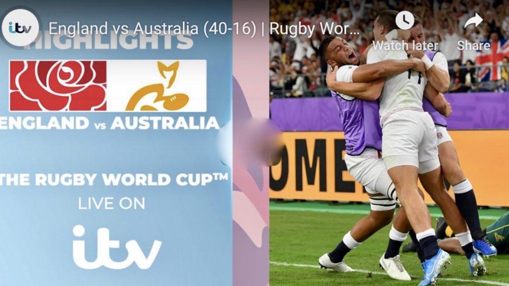 England Outgun Wallabies Highlights