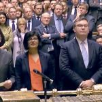 Boris loses crucial Letwin vote