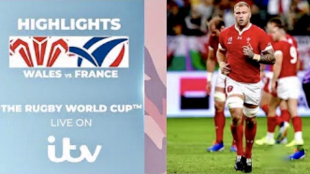 Wales vs France 20-19 - Highlights