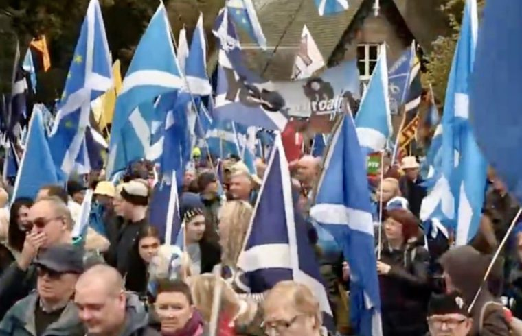 March for Scottish Independence