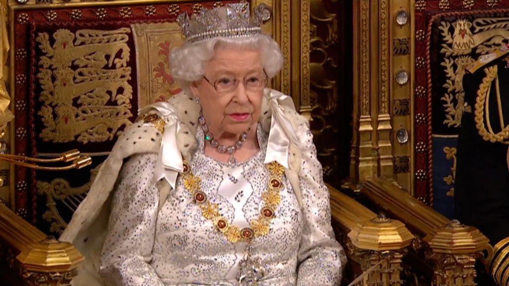 Queen's Speech to Parliament