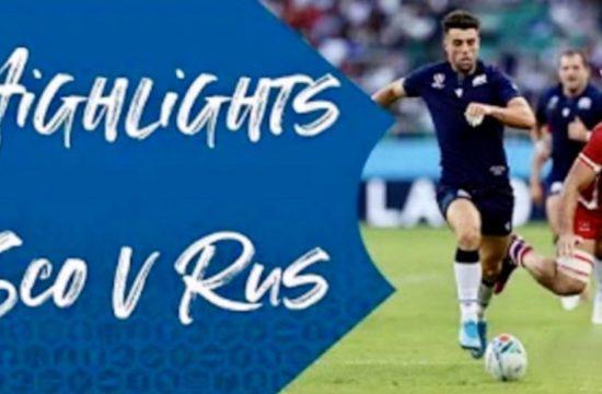 Highlights: Scotland v Russia