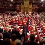 Queen delivers speech House of Lords