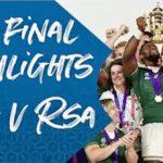 Springboks Beat England