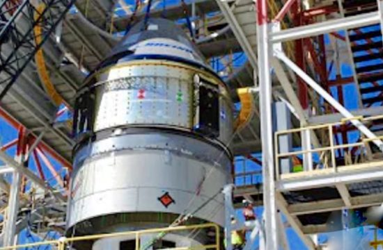 Launch Boeing's Starliner Abort System Test