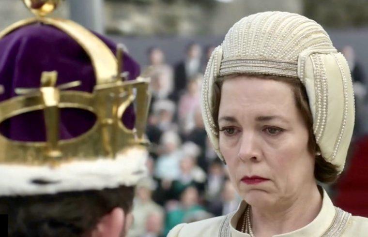 Behind Scenes of The Crown