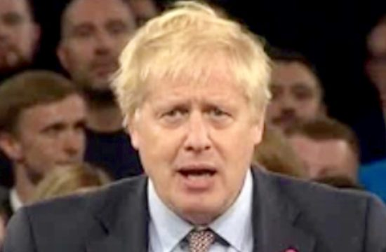 Boris Launches Campaign