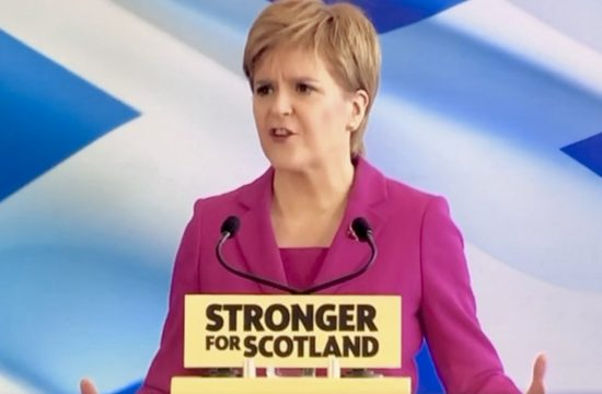 SNP Launch Election Campaign