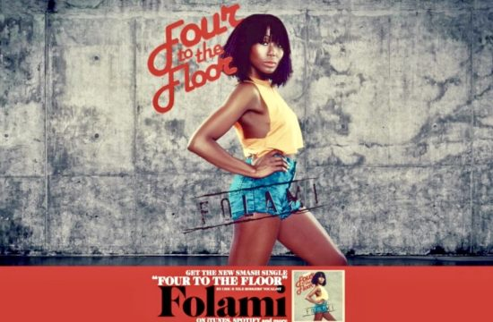Folami - Four To The Floor
