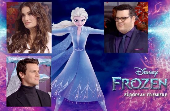 Frozen 2 European Premiere London