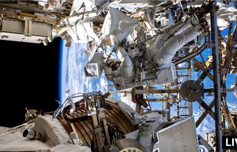 AMS Repair Spacewalk 2
