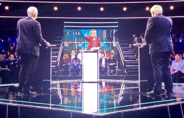 ITV Debate part 2 comic or crazy?