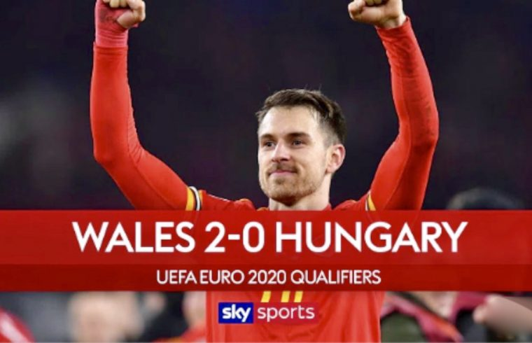 Wales makes the Euros!