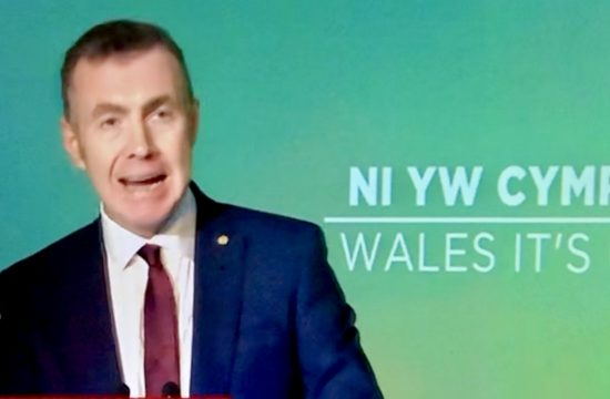 Plaid Cymru launches Manifesto