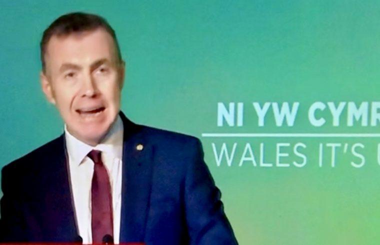 Plaid Cymru launches Manifesto