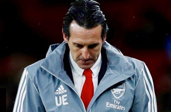 Arsenal Sack Unai