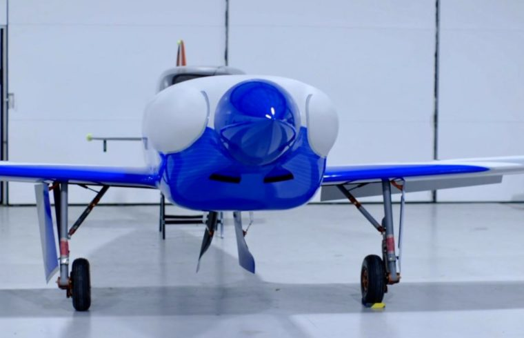 Rolls Royce All Electric Jet