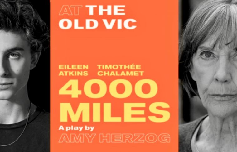 4000 Miles | The Old Vic