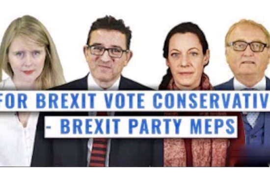 For Brexit Vote Conservative