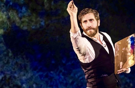 Jake Gyllenhaal - George