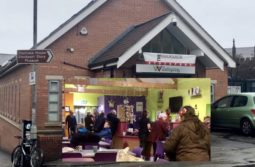 Homelessness Journey at Drop-In Centre in Stockport